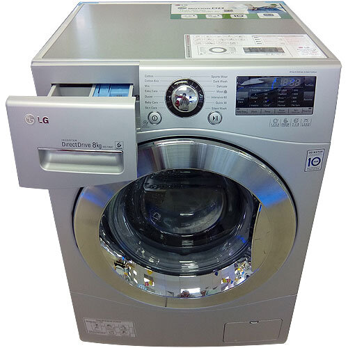 LG WD15660 (WD-15660) với công nghệ giặt 6 motions