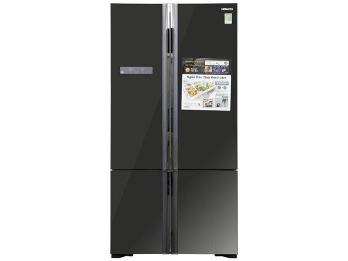 Tủ lạnh Hitachi Inverter WB800PGV5 640 lít