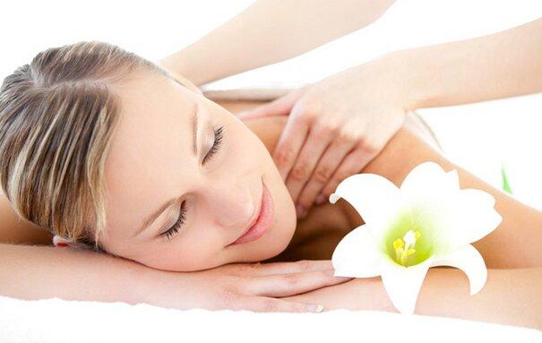 Tạo giây phút thoải mái như được massage tại spa