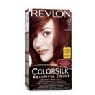 Thuốc nhuộm tóc REVLON Colorsilk Haircolor #42 Medium Auburn 59.1ml