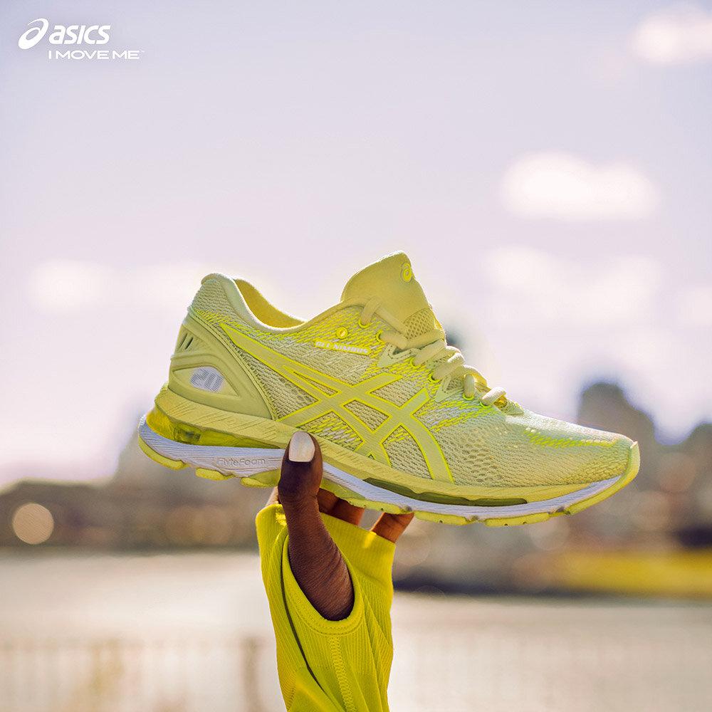 Giày chạy bộ Asics GEL-Nimbus - 20 siêu nhẹ, êm ái và màu sắc tươi sáng