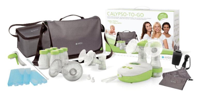 Túi giữ nhiệt bình sữa Ardo (Nguồn: amazon.com)