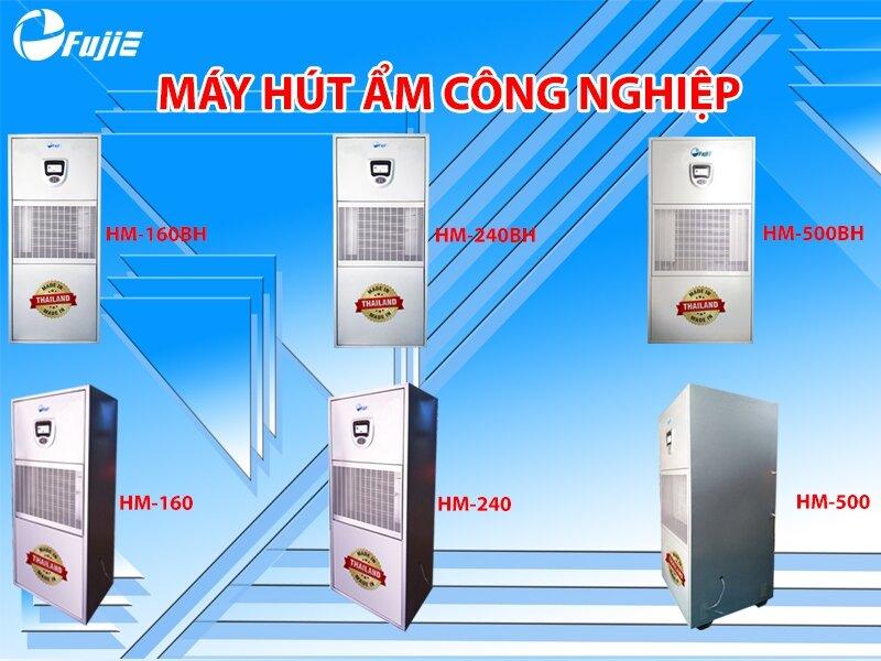 Các mẫu máy hút ẩm FujiE