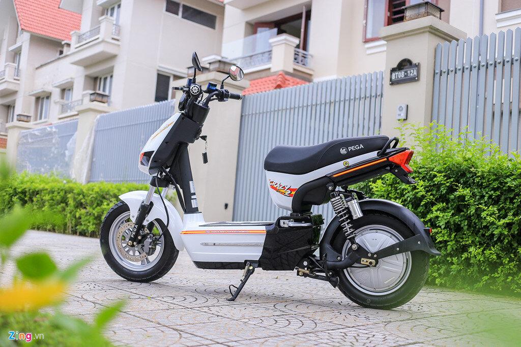 Xe máy điện Pega HKBike
