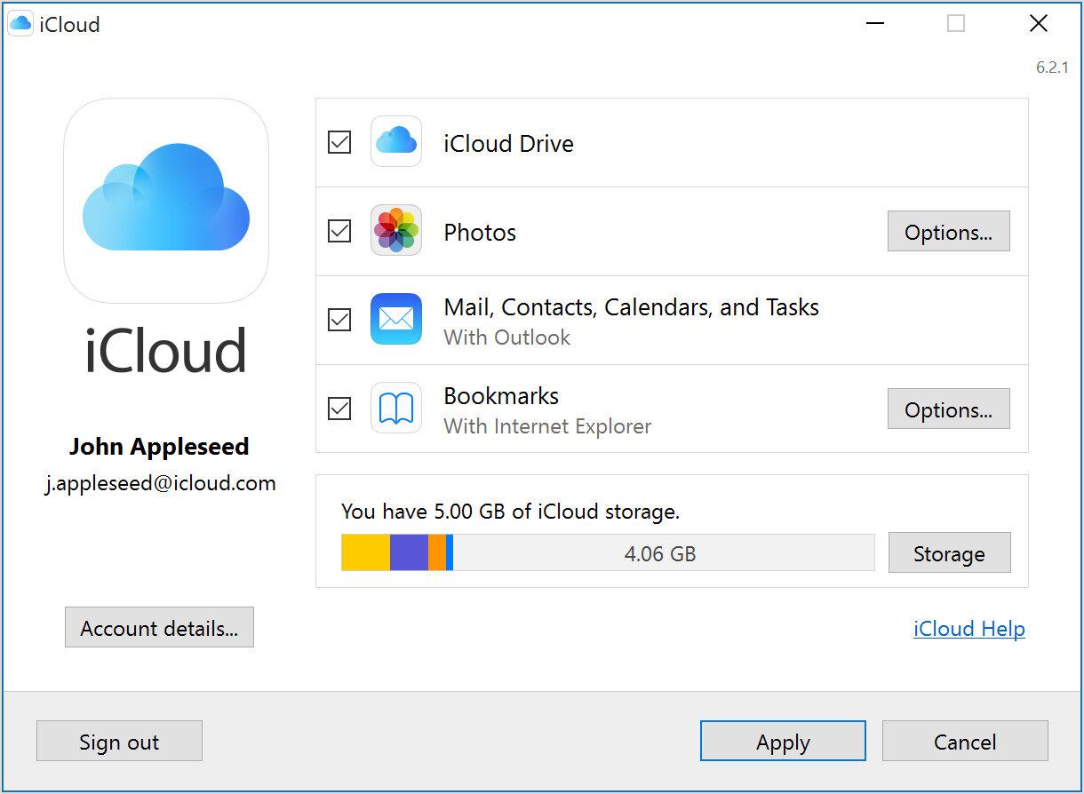 iCloud là công nghệ quan trọng trên các thiết bị chạy hệ điều hành IOS