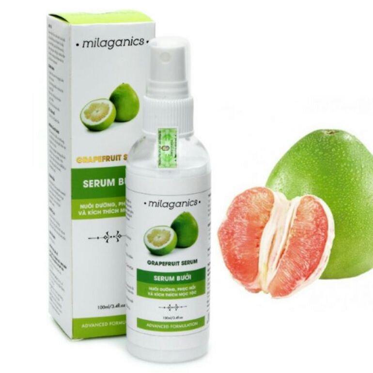 Serum bưởi dưỡng tóc Milaganics
