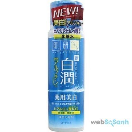 Hada Labo Gokujyun Super Hyaluronic Acid Moisturizing Lotion