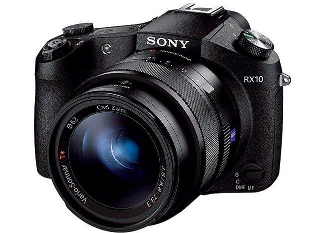 Sony Cyber-shot RX10 là lựa chọn tốt, phù hợp với người yêu nhiếp ảnh chuyên nghiệp