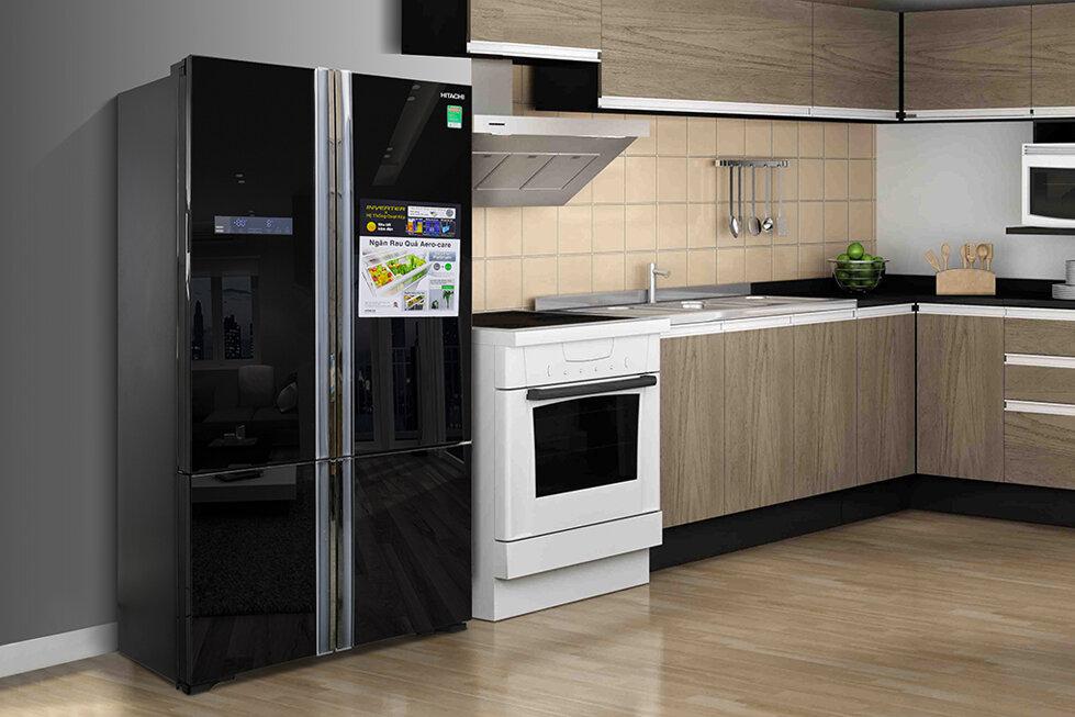 Ưu và nhược điểm của tủ lạnh Hitachi 4 cửa mà bạn cần biết