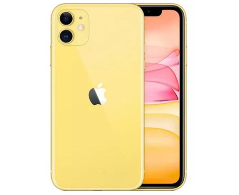iPhone 11 màu vàng chanh