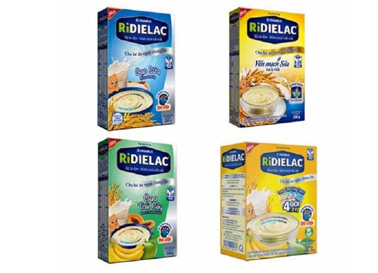 Giá thành của bột ăn dặm Vinamilk rẻ hơn nhiều so với các loại bột nhập khẩu