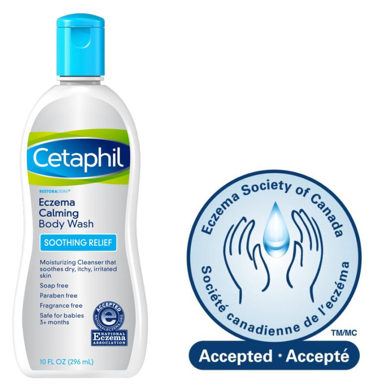 Sữa tắm Cetaphil đặc trị chàm cho bé dùng được cho bé mấy tháng tuổi?