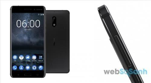 Giá điện thoại Nokia 6