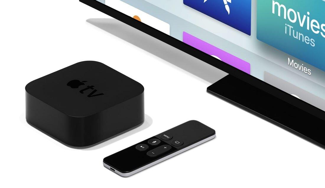 Thiết bị Apple TV để kết nối iPad với tivi qua AirPlay
