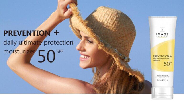 Kem chống nắng Image Skincare Prevention dành cho da hỗn hợp