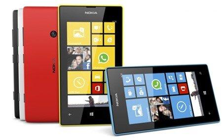 Nokia Lumia 1520 - Ảnh: Internet