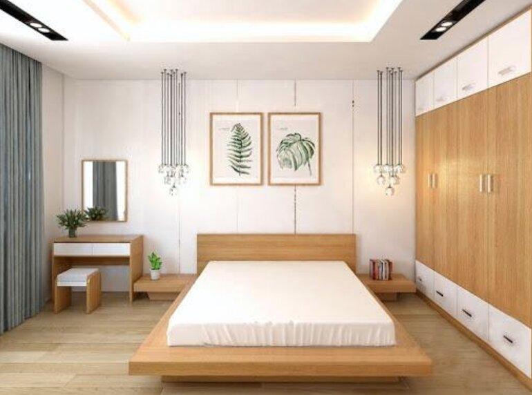 Nội thất phòng ngủ phổ biến hiện nay