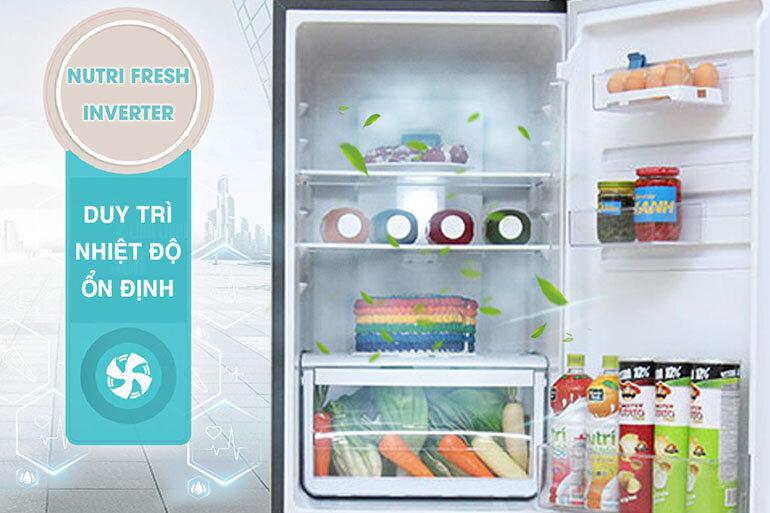 Tủ lạnh Electrolux sở hữu công nghệ Inverter giá bao nhiêu (Nguồn: dienmaychicuong.com)