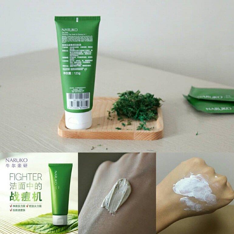 Review 3 sản phẩm sữa rửa mặt naruko hot nhất hiện nay