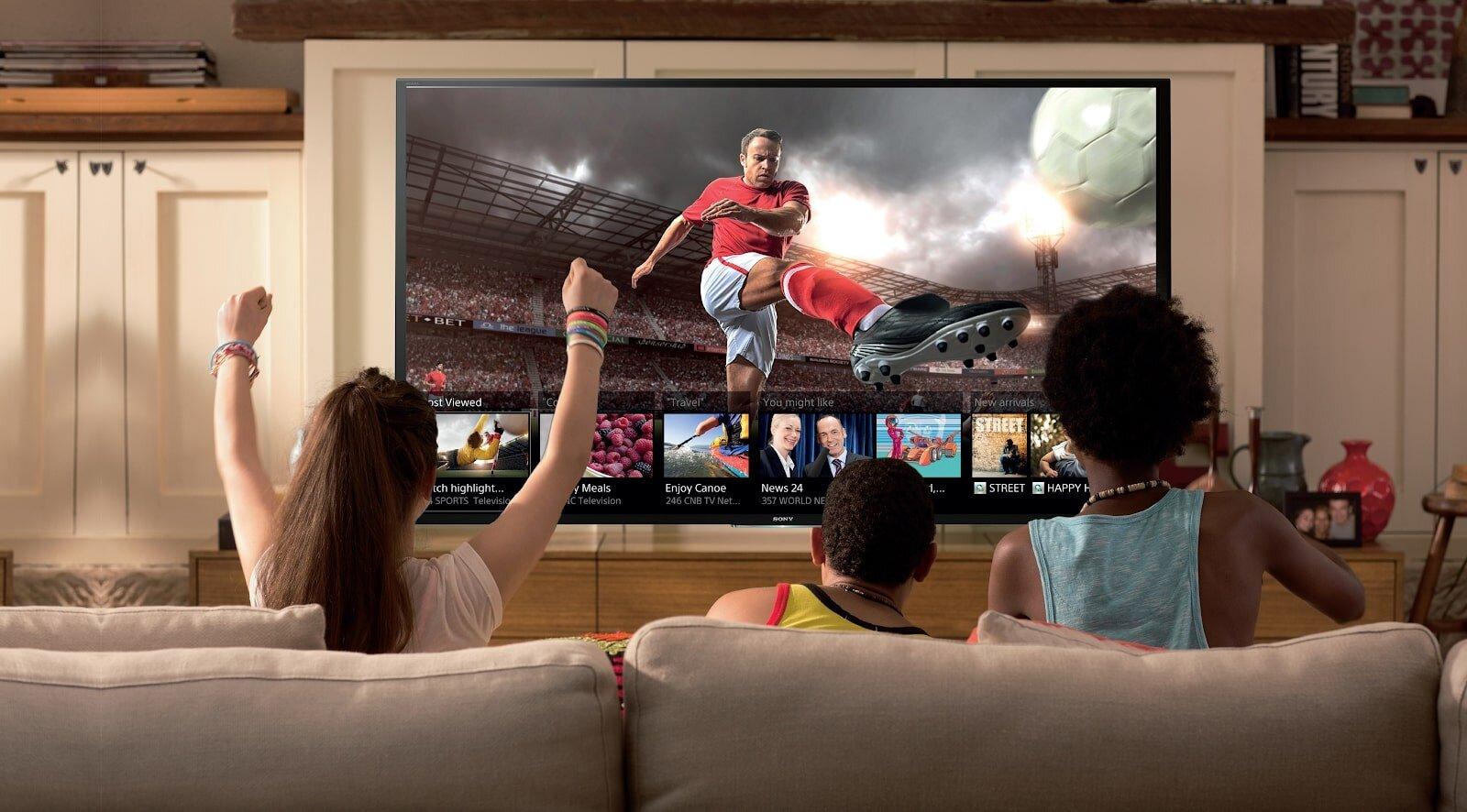 Tivi Sony Bravia (2017)