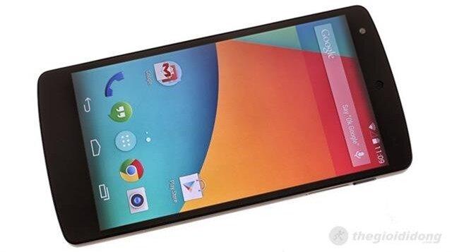 Chi tiết Nexus 5