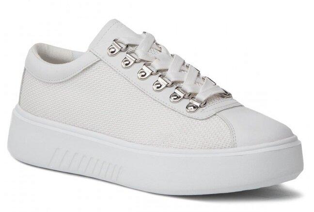 Giày lười nữ Geox D Nhenbus B màu trắng