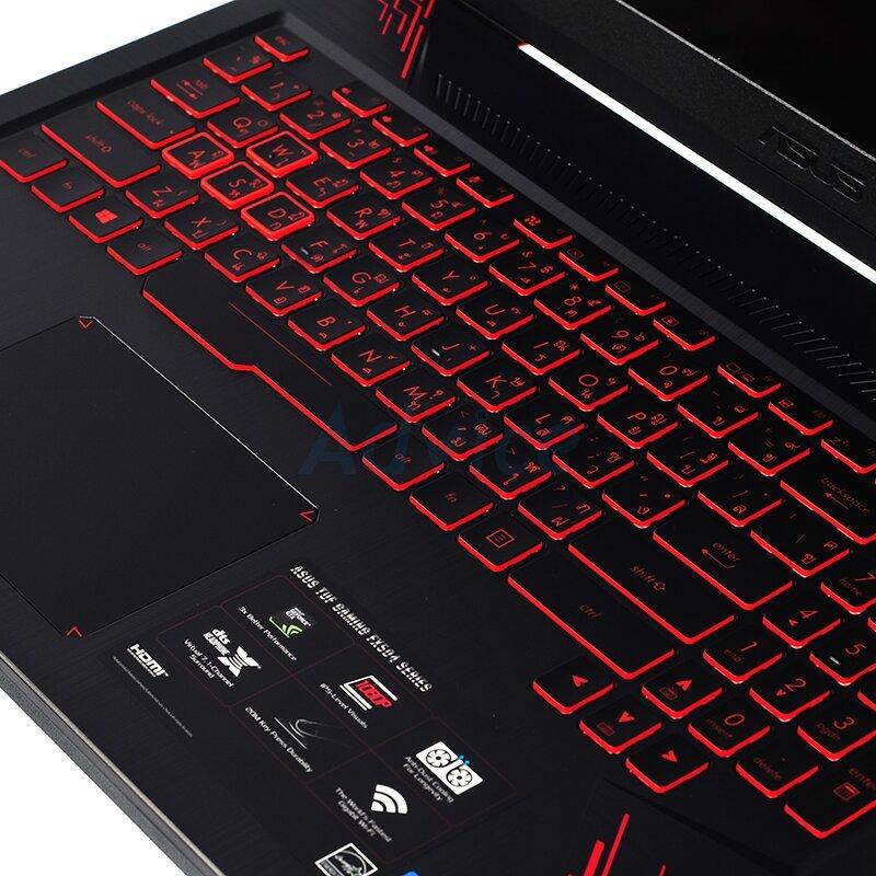 Đèn nền bàn phím laptop Asus TUF Gaming FX504GE-E4138T dễ nhìn