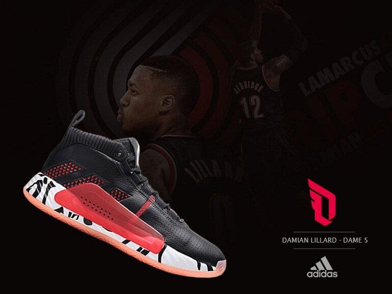 Giày bóng rổ Adidas có xuất xứ từ Đức