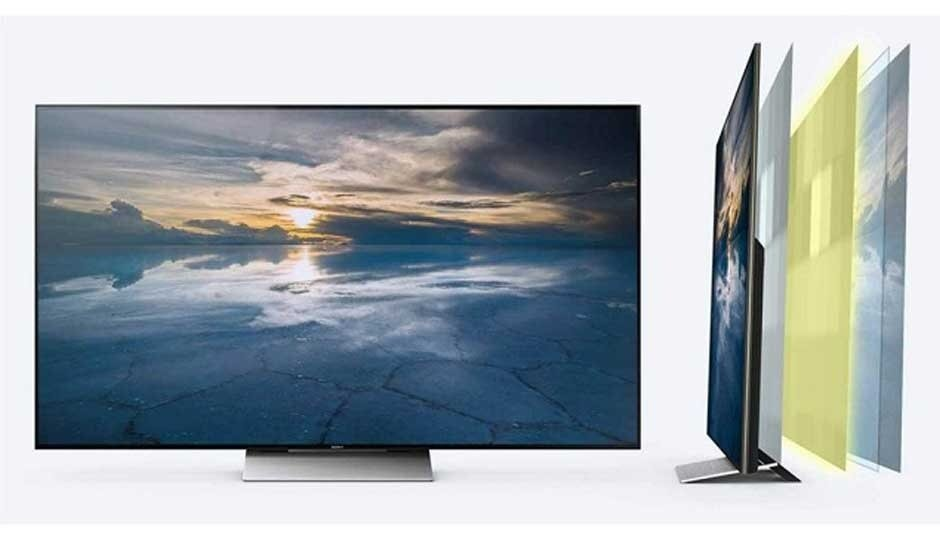 Độ phân giải rõ nét phải kể đến sản phẩm tivi Sony X9300D