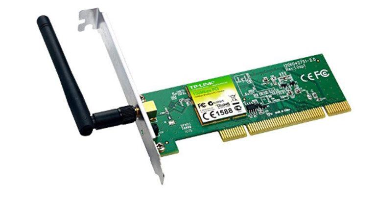 Card thu Wifi TP-Link TL-WN751ND 1 râu