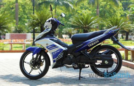 Xe máy Yamaha Exciter 2011