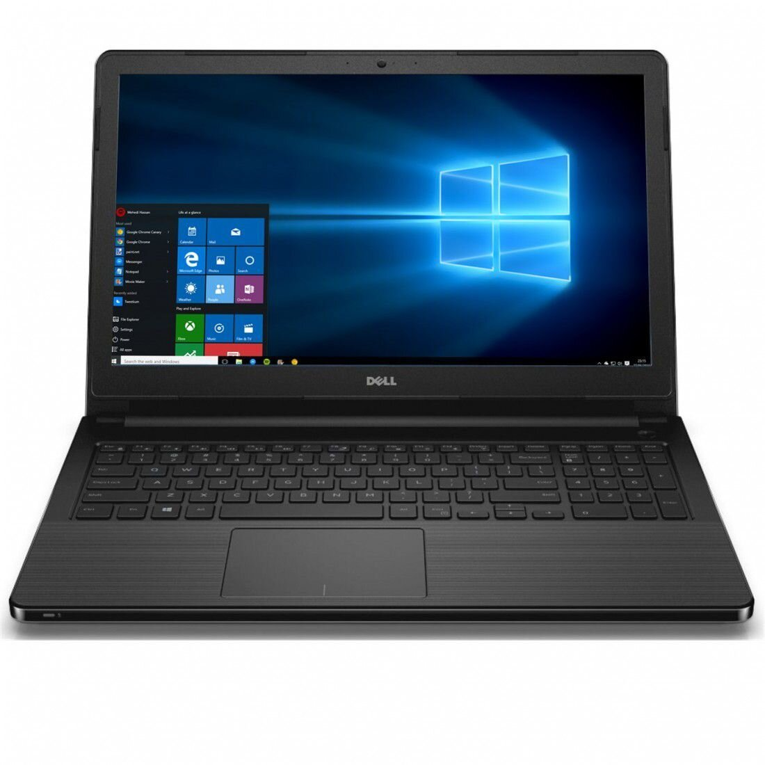 Laptop Dell Vostro 3568 i3-7100U/ 4GB/ 1TB/ 15.6 inches (Đen)