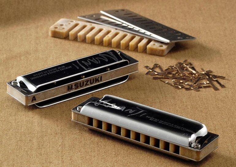 Làm sao để chọn kèn Harmonica cho phù hợp với gu âm nhạc của bản thân