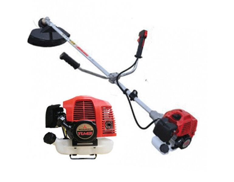 máy cắt cỏ mitsubishi