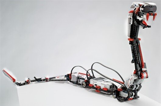 Lego Mindstorms EV3 lets you create mind-blowing robots you can program after you build th...