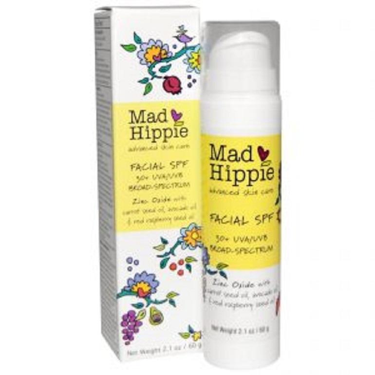 Kem chống nắng Mad Hippie Facial SPF 30+ UVA/ UVB