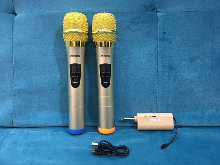 Bộ micro không dây đa năng Oris K2