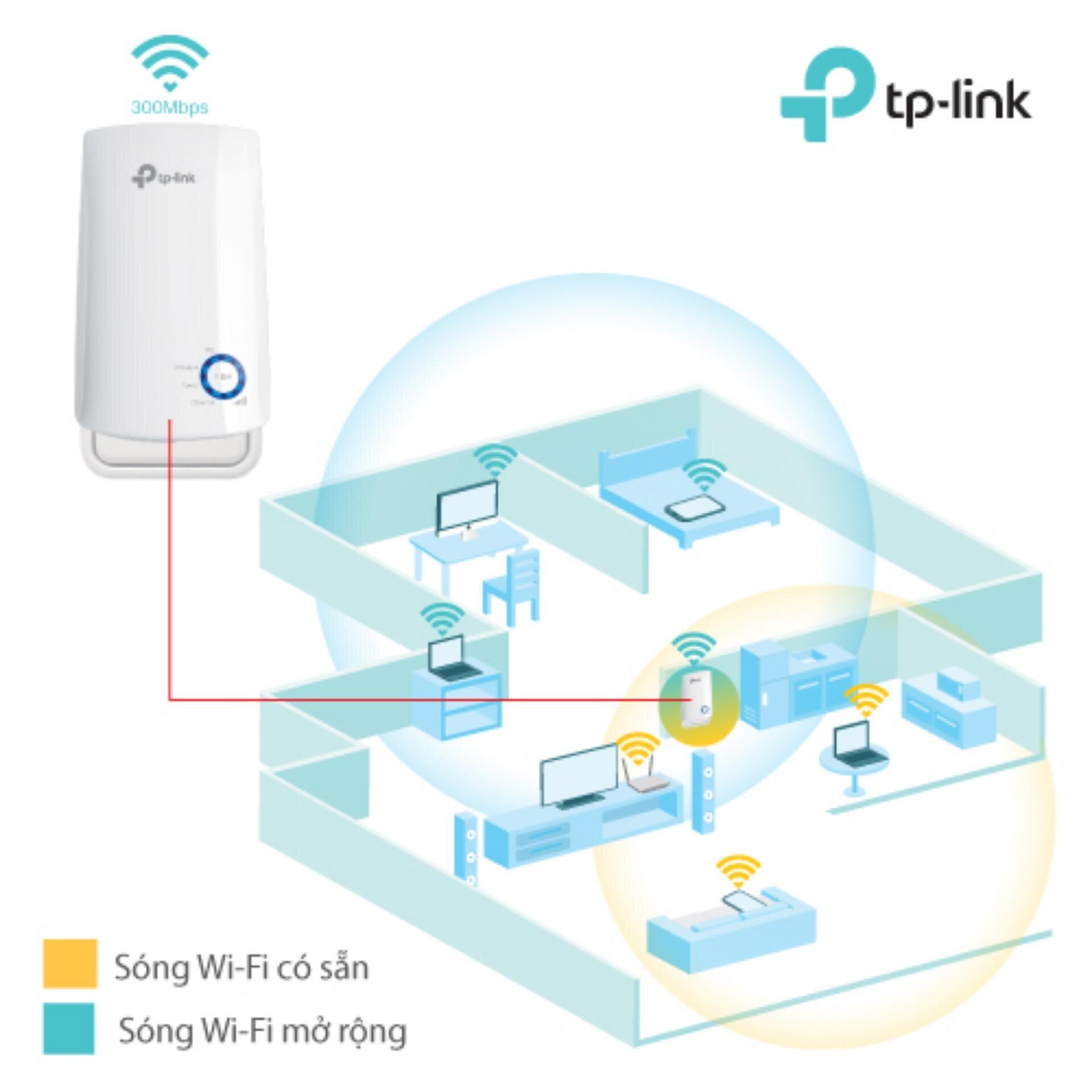 Bạn có thể cài TP-Link TL-WA850RE theo cách thủ công trên trình duyệt điện thoại hoặc máy tính