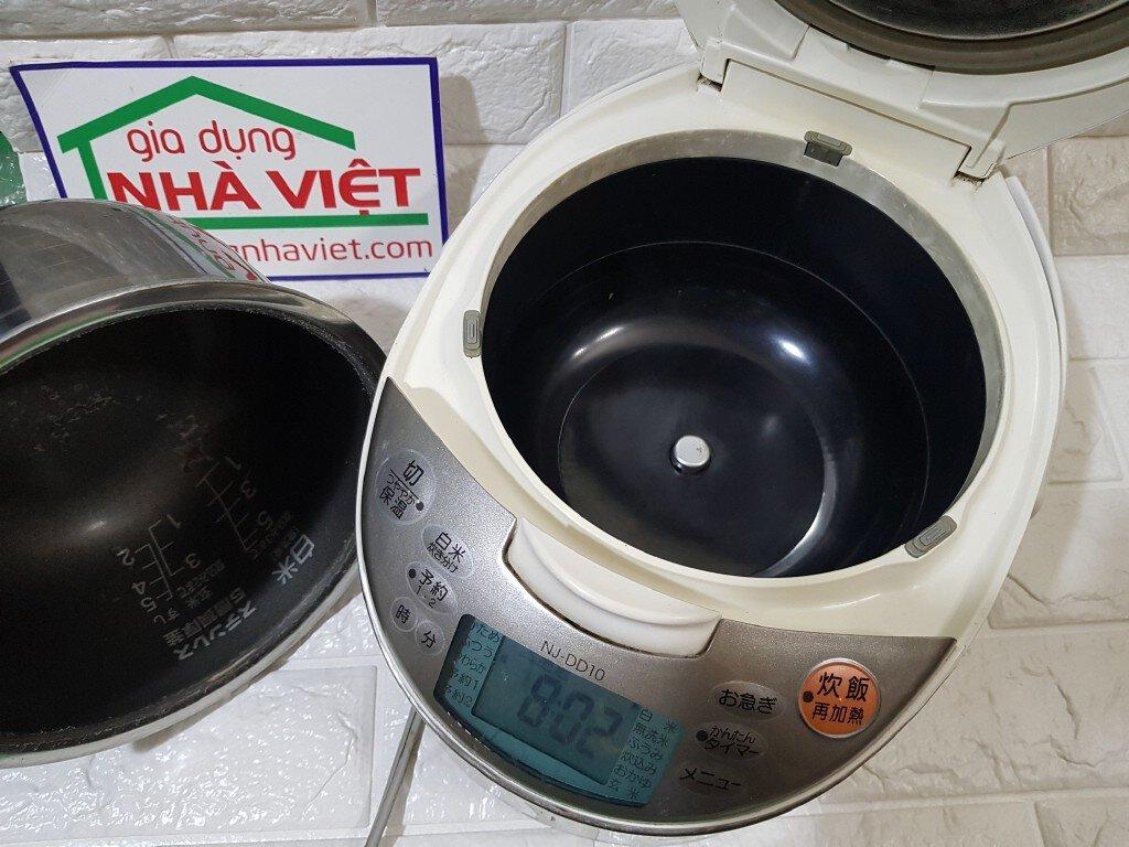 Nồi cơm điện cao tần Mitsubishi NJ-VV181 nồi vuông