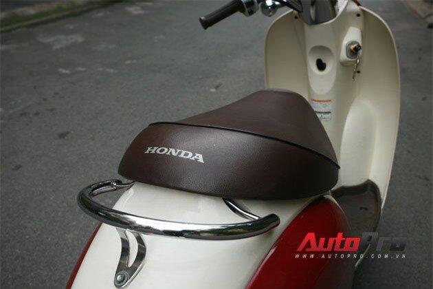 Honda Crea Scoopy 50cc: Scooter lý tưởng trong phố 10