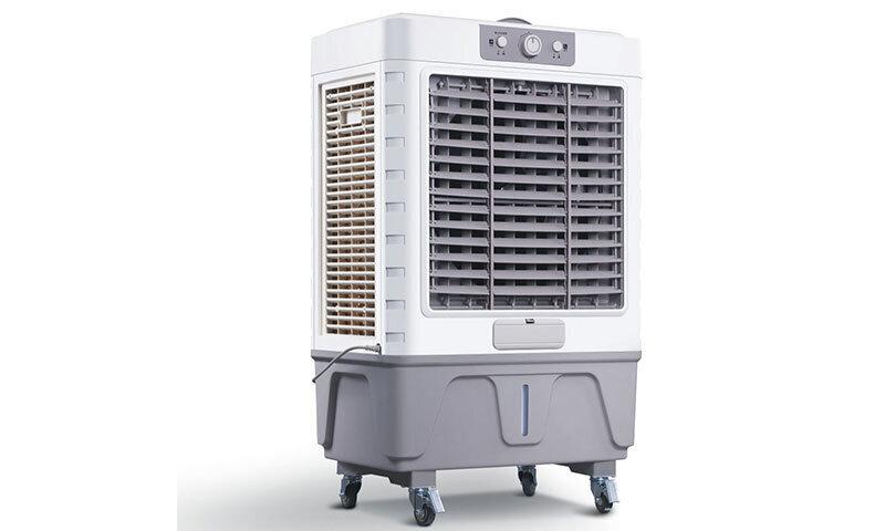 Quạt điều hòa không khí Sunhouse SHD7743 (Happy Time HTD7743) - 45 lít, 180W