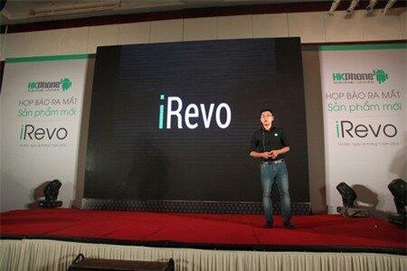 HKPhone đã chính thức ra mắt sản phẩm iRevo của mình.
