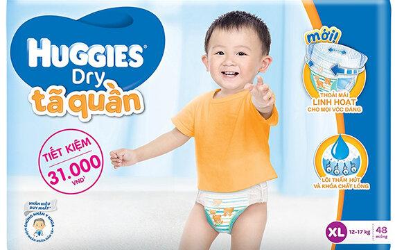 Tã quần Huggies