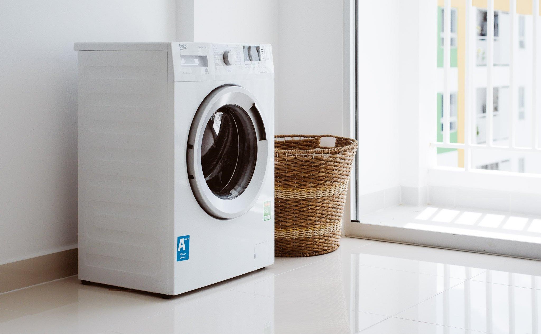 Máy giặt lồng ngang Beko