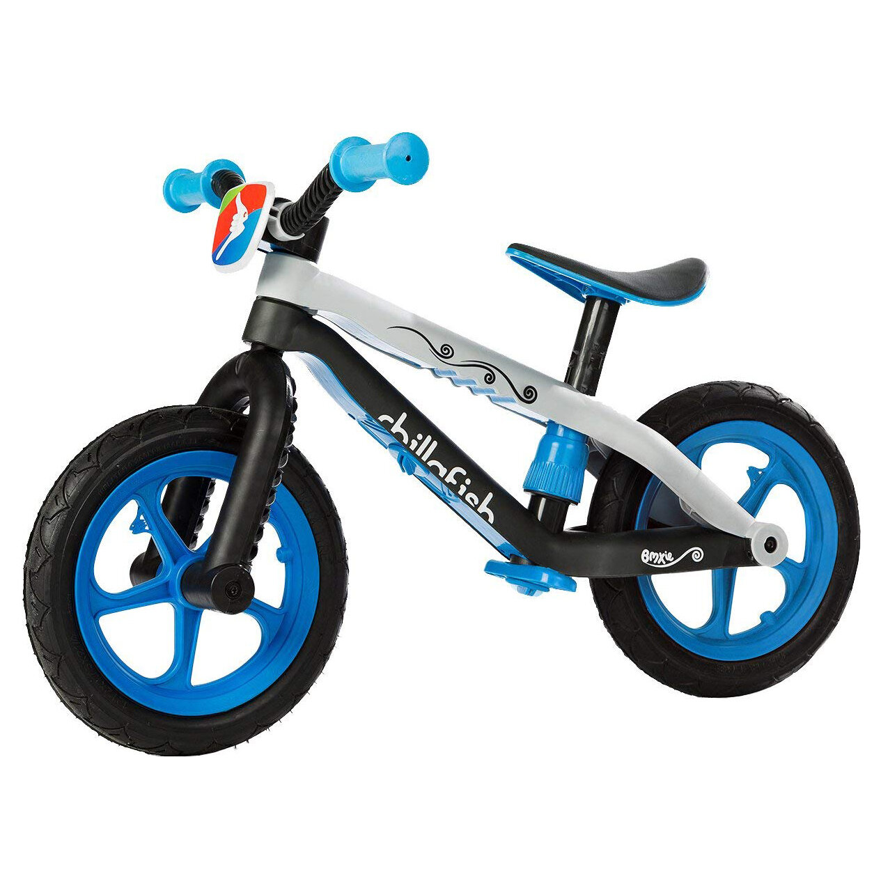 Xe thăng bằng BMXie Chillafish màu xanh