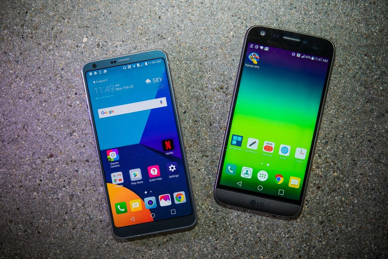 Điện thoại LG G6