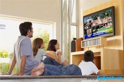 Lựa chọn các chương trình bổ ích cả nhà cùng xem