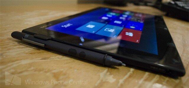 Đánh giá chi tiết Sony VAIO Tab 11: 1-0 nghiêng về Surface Pro 2