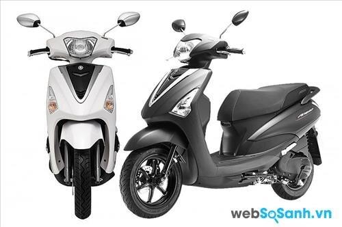 Yamaha Acruzo mới của Yamaha