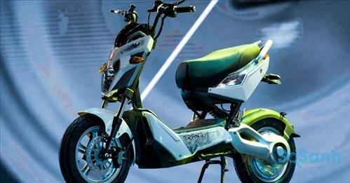 Xe máy điện HKbike PEGA Trans